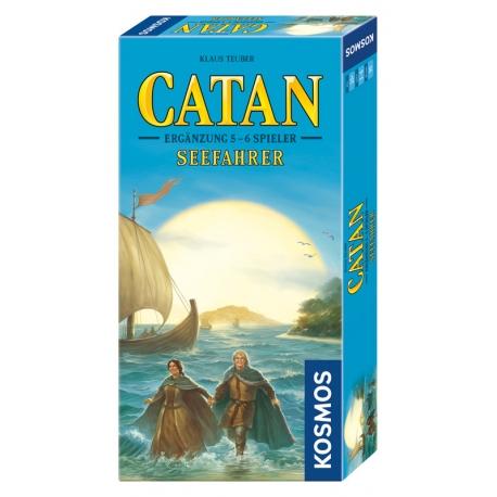 Catan Ergänzung 5-6 Spieler - Seefahrer