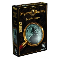 Mystery Rummy - Jack the Ripper