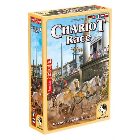 Chariot Race - Das grosse Wagenrennen