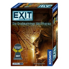 EXIT - Das Spiel - Die Grabkammer des Pharao