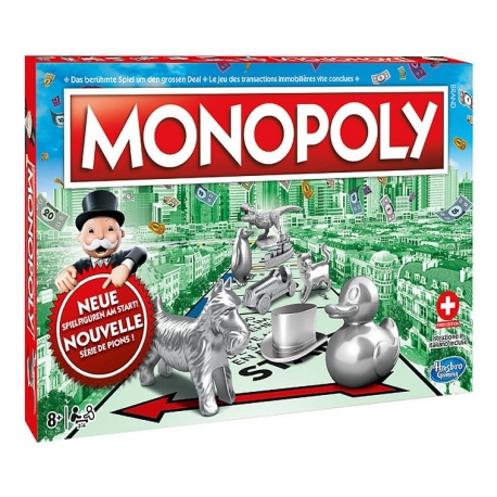 Monopoly CH-Edition