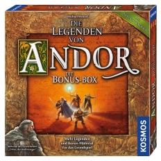 Die Legenden von Andor - Die Bonus-Box