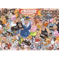 20 Jahre Jubiläumsparade! - Wasgij Original 27