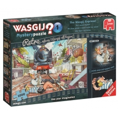 The Wasgij Express! - Wasgij Retro Mystery 1