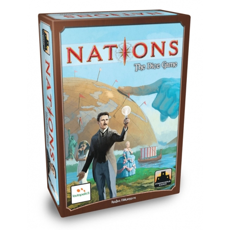 Nations - Das Würfelspiel
