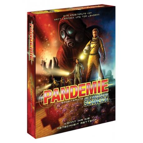 Pandemie Eweiterung 1 - Auf Messers Schneide