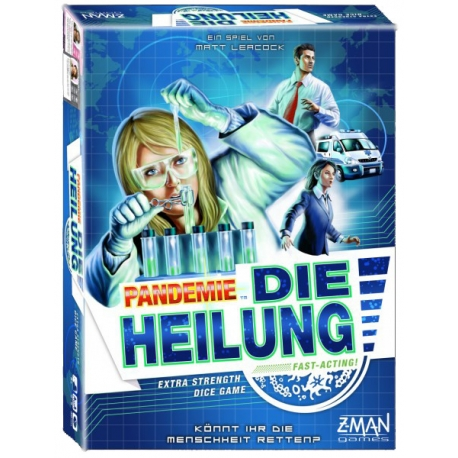 Pandemie - Die Heilung