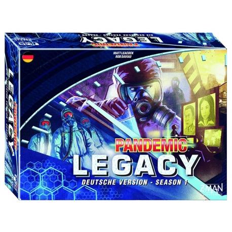 Pandemic Legacy - Season 1 (blau)