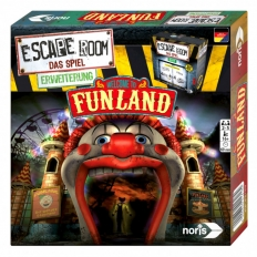 Escape Room Erweiterung - Welcome to Funland