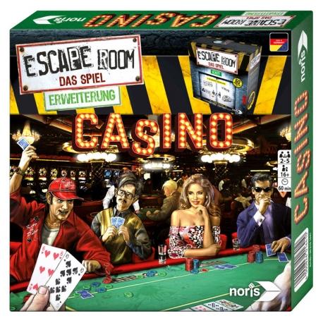 Escape Room Erweiterung - Casino