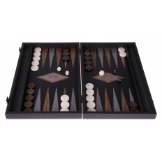 Backgammon Board Argento Nussbaum - 47 x 60cm