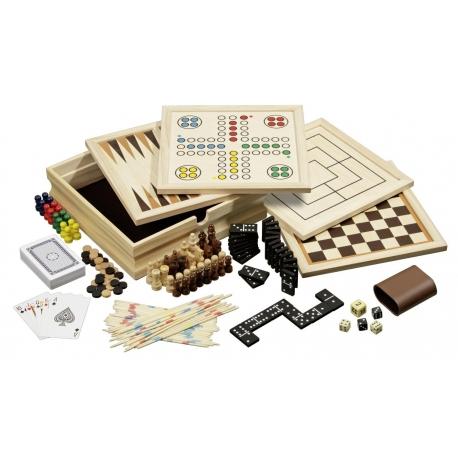 Holz – Spielesammlung [klein]