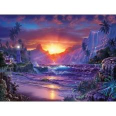 Sonnenaufgang im Paradies