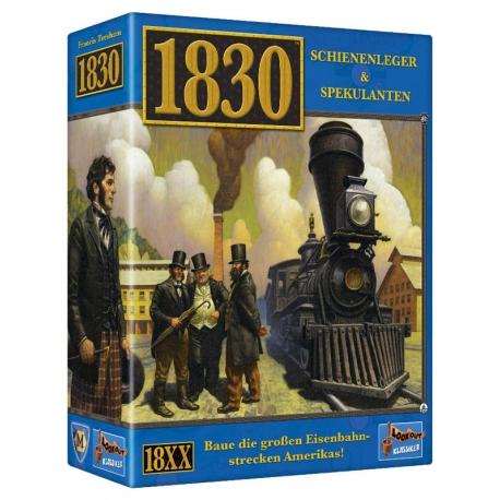 1830 - Schienenleger & Spekulanten