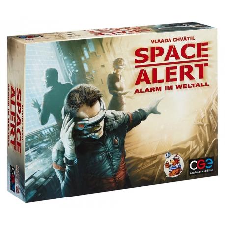 Space Alert - Alarm im Weltall