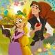 Rapunzel - Zauberhaftes Haar