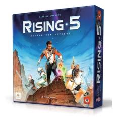 Rising 5 - Helden von Asteros