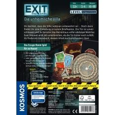 EXIT - Das Spiel - Die unheimliche Villa