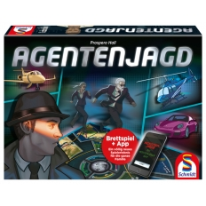 Agentenjagd