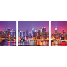 New York - Triptychon