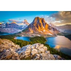 Assiniboine Vista - Banff National Park - Canada