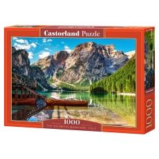 The Dolomites Mountains - Italy
