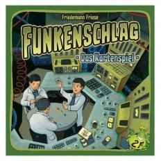 Funkenschlag - Das Kartenspiel