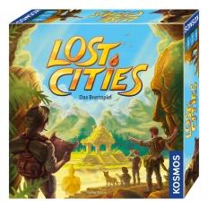 Lost Cities - Das Brettspiel