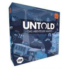 Untold - Das Abenteuer Wartet