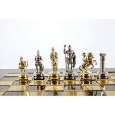 Schachspiel Griechisch-Römische Epoche bronze - 28cm