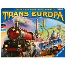 Trans Europa + Trans Amerika