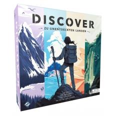Discover - Zu unentdeckten Landen