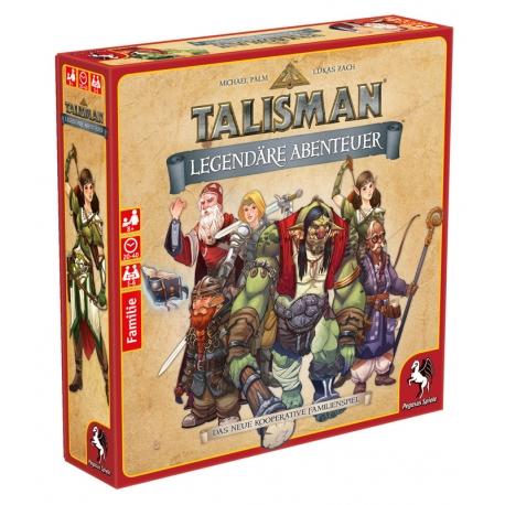 Talisman - Legendäre Abenteuer
