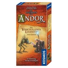 Die Legenden von Andor Erweiterung - Die verschollenen Legenden