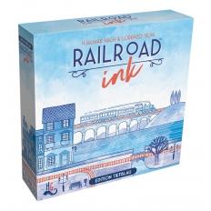 Railroad Ink - Edition Tiefblau
