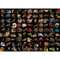 99 atemberaubende Tiere