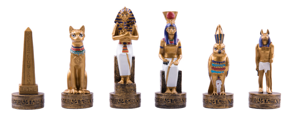 Themenfiguren - Antikes Ägypten