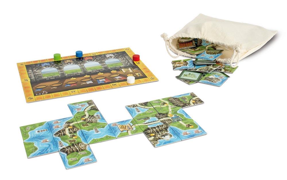 Das Spielmaterial von Isle of Skye ist top!