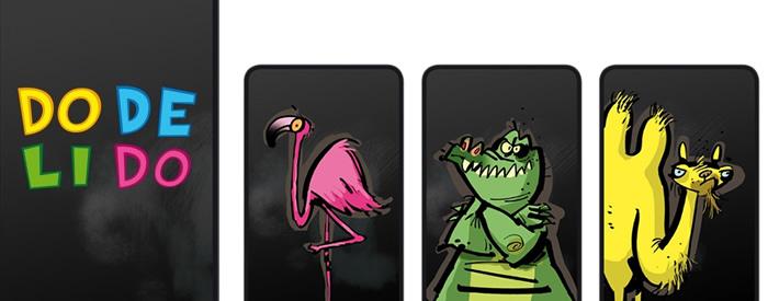 DoDeLiDo Kartenspiel