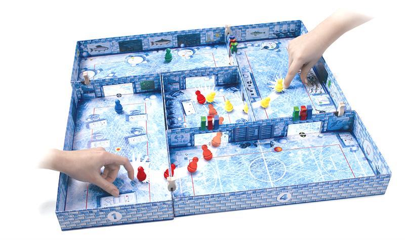 ICECOOL ermöglicht coole Moves!
