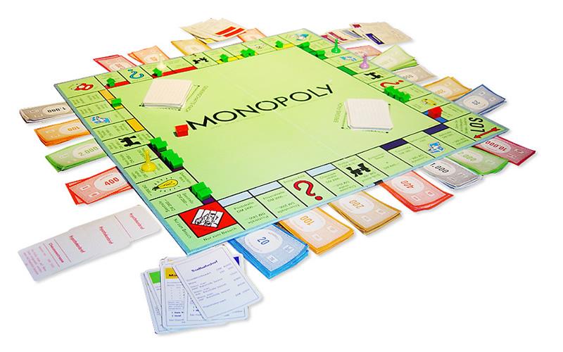 Symbolbild von Monopoly