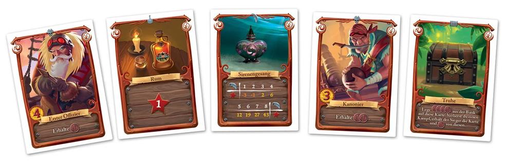 Sind die Karten nicht wunderbar?