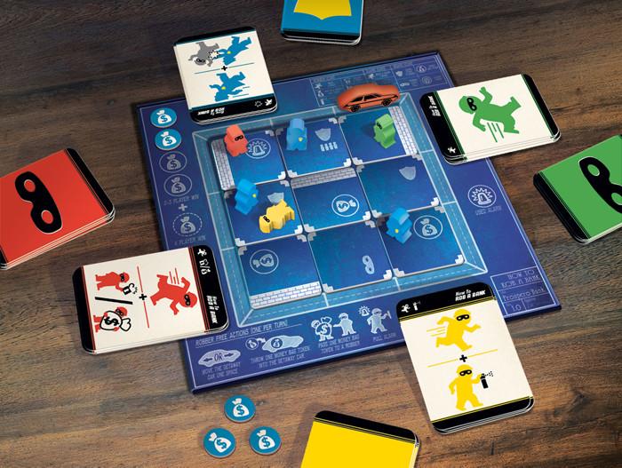 Spielmaterial von Jumbo