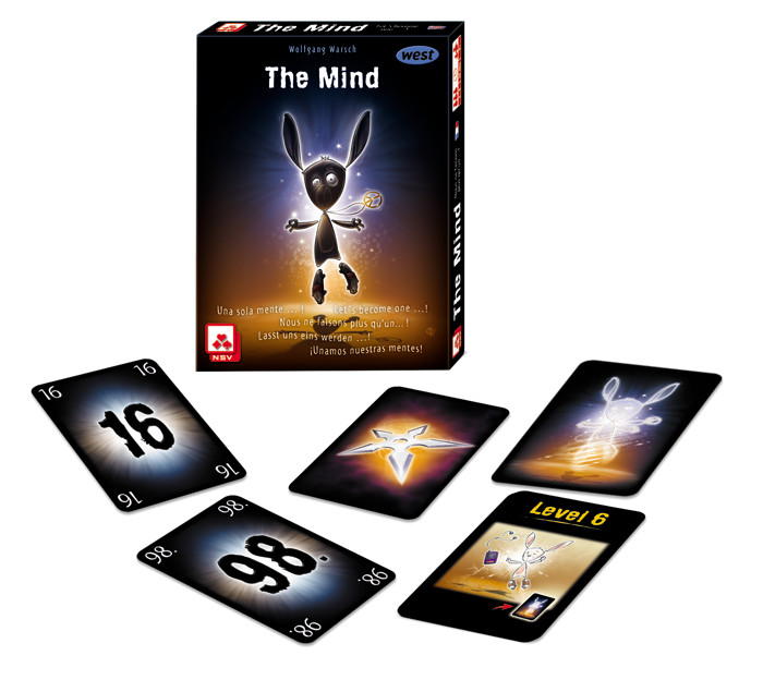 The Mind - Kartenspiel