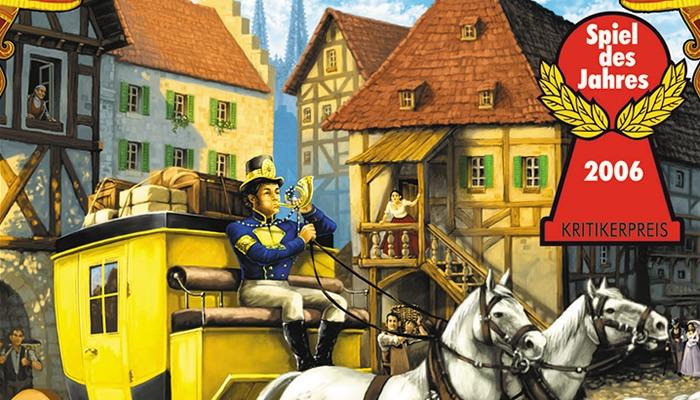 Thurn Und Taxis Spiel