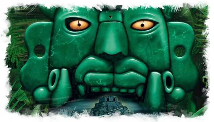Tikal Spiel